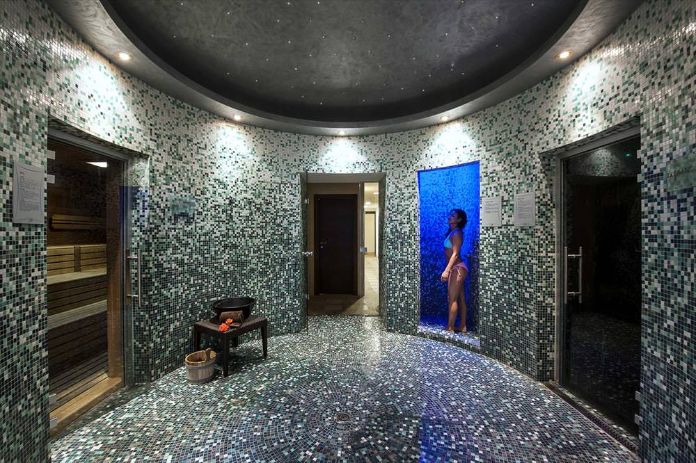 Centro benessere Il Picciolo Etna Golf Resort & Spa - Castiglione di ...