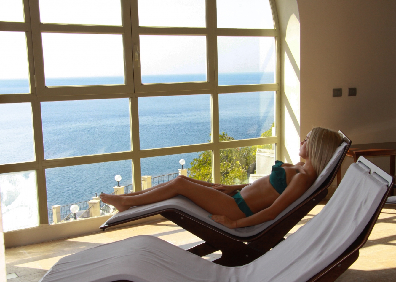 Centro Benessere Capo Dei Greci Taormina Coast Resort
